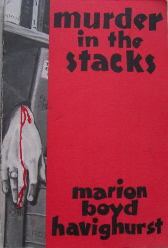 Murder In The Stacks Cover